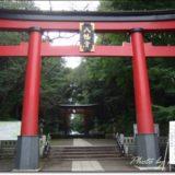 都内パワースポット東京のへそ大宮八幡宮