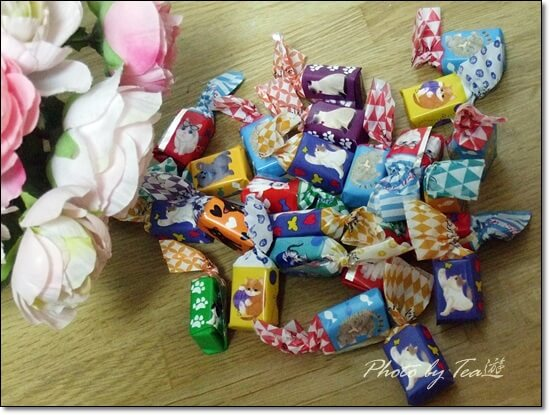 カルディで買ったチョコレート色々4種part1