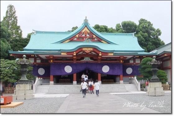 「日枝神社」は仕事運・縁結び他様々なご利益のパワースポット