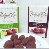 【西友】ベルギー産チョコレート「ナトラ:ベリジドール トリュフ」2種食べてみた♪